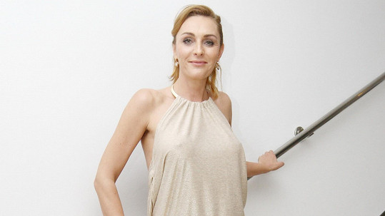 Markéta Jiránková v sexy overalu