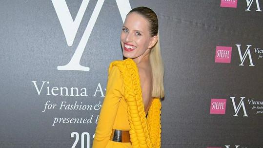 Karolína Kurková se stala Ikonou stylu a módy.