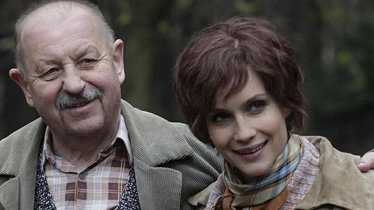 Oldřich Vlach a Hana Vagnerová ve Vyprávěj – Osudy.