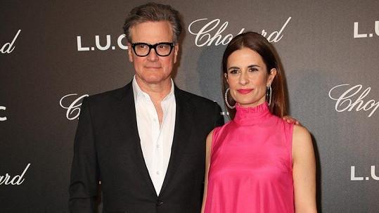 Sympatický manželský pár, který tvoří od roku 1997, na party značky Chopard. Konala se v rámci filmového festivalu v Cannes.