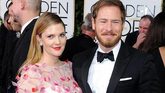 Drew Barrymore se rozešla s manželem Willem Kopelmanem.