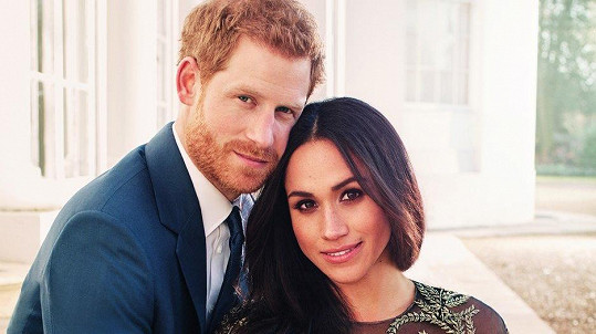 Harry a Meghan v sobotu vstoupí do manželství.