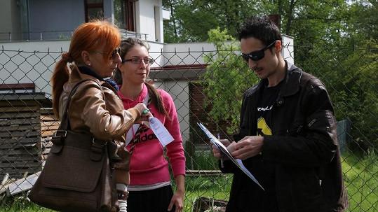 Policie dnes vyslýchala svědkyni, která Ivetu viděla naposledy živou.