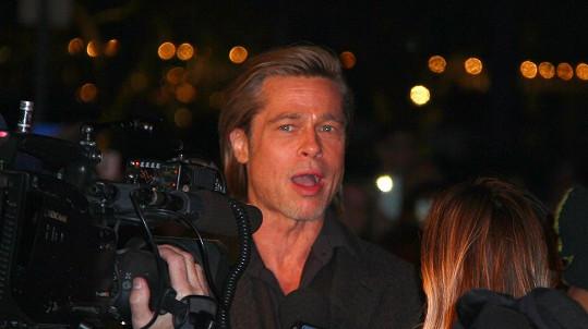 Brada Pitta se ptali, koho vezme na Oscary.