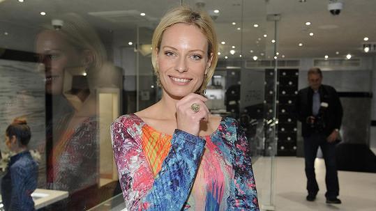 Kristina Kloubková má novou lásku.