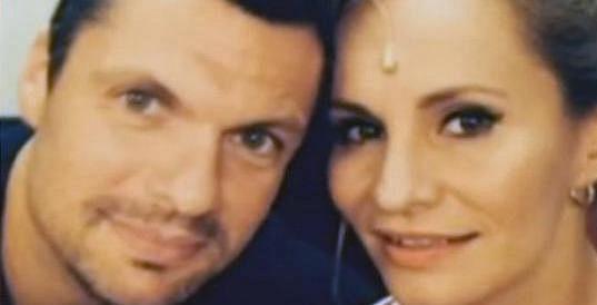 Monika Absolonová a Tomáš Horna jsou krásný pár.
