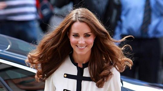 Catherine, vévodkyně z Cambridge.