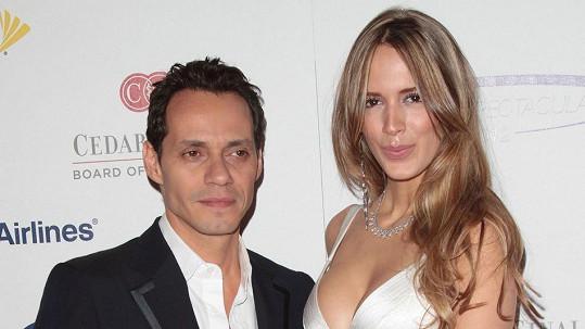 Marc Anthony a Shannon De Lima se údajně chtějí brát ještě v listopadu.