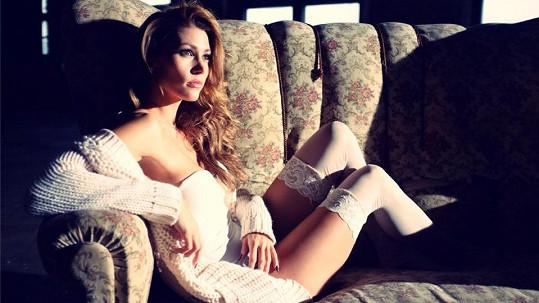 Tereza Kerndlová patří k našim nejkrásnějším zpěvačkám.