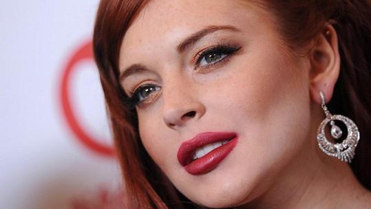 Lindsay Lohan chce pomáhat lidem.