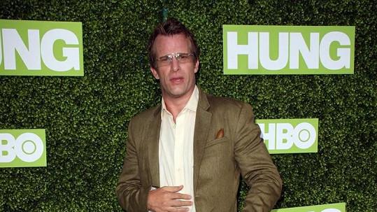 Thomas Jane je hrdinou seriálu Hung - Na velikosti záleží.