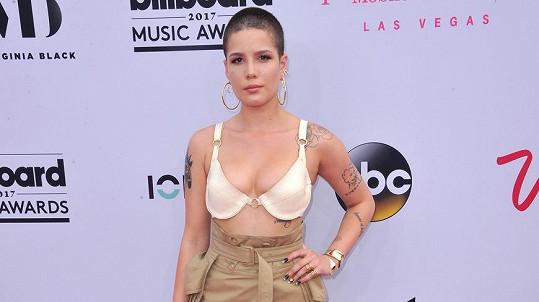 Halsey na Billboard Music Awards 2017 (Las Vegas)