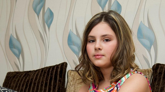 Jedenáctiletá dívka zvrací čtyřicetkrát denně. Lékaři ji chtěli ... 1a1e8b52e77