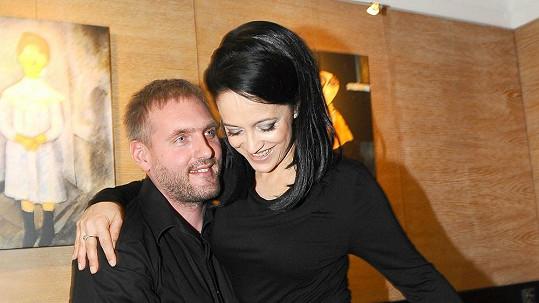 Lucie Bílá a Petr Makovička už spolu prý ani nebydlí.