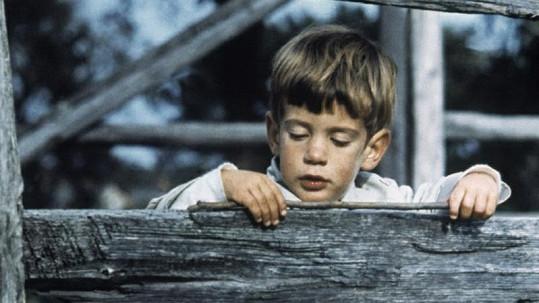 Poznáte tohle roztomilé dítě?
