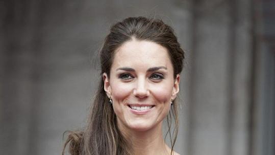 Vévodkyně Kate na návštěvě Kanady.