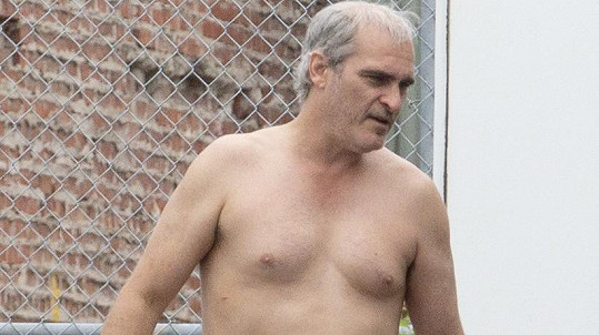 Joaquin Phoenix v novém filmu Disappointment Blvd.