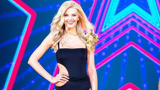 Dominika Grecová je novou Miss Slovensko.