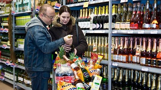 I tohle se může stát v supermarketu...