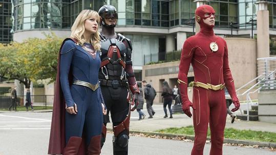 Ilustrační foto ze seriálu The Flash