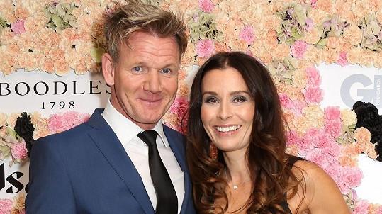 Gordon Ramsay a jeho žena Tana budou znovu chovat.
