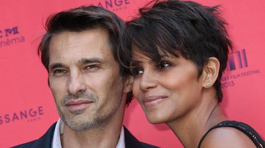 Halle Berry a Olivier Martinez se rozvádí.
