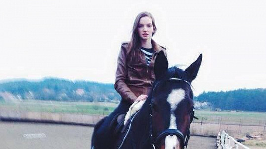 Za honoráře si Eva Klímková koupila vytouženého koně.