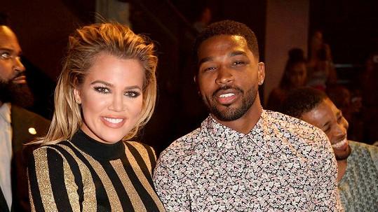 Khloé Kardashian a Tristan Thompson