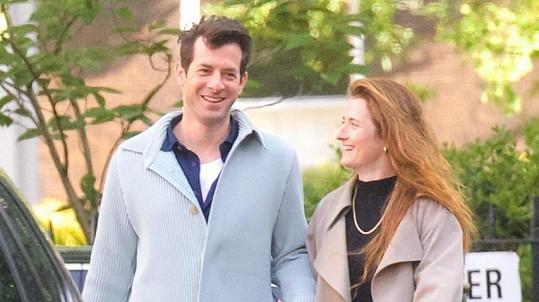 Mark Ronson a Grace Gummer