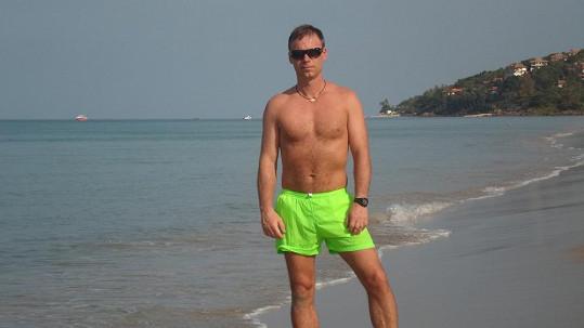 Zdeněk Style Hrubý si užil tři týdny v Thajsku.