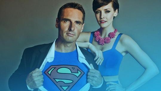 Roman Šebrle se cítí jako Superman.