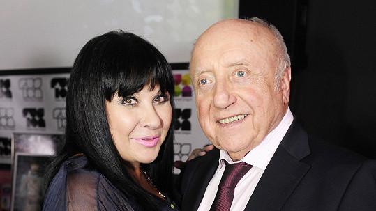 Dáda Patrasová a Felix Slováček se budou rozvádět.
