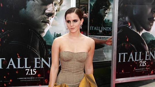 Emma Watson inspirovala nejvíce žen ke změně účesu.