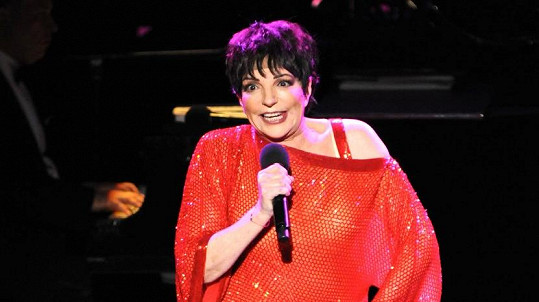 Turné Lizy Minnelli po Velké Británii se konat nebude.