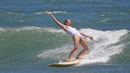 Margot Robbie má svůj styl!