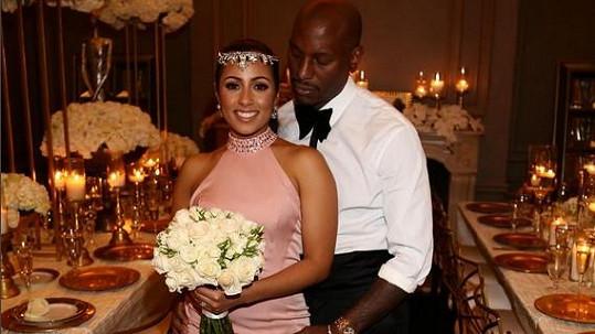 Tyrese Gibson si vzal Samanthu Lee...