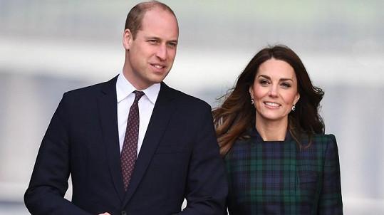 Vévoda a vévodkyně z Cambridge