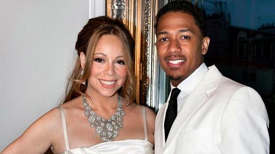 Nick Cannon s exmanželkou Mariah Carey
