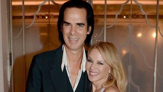 Kylie Minogue a Nick Cave