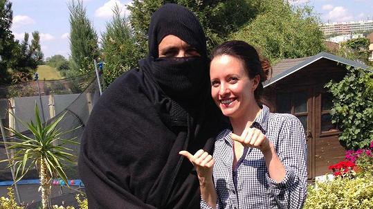 Pavel Novotný a Karolína Vrbasová