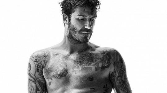 David Beckham oslavil 44. narozeniny.