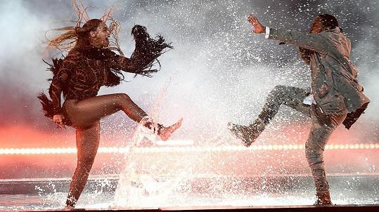 Beyoncé a Lamar Kendrick se představili s famózní show...