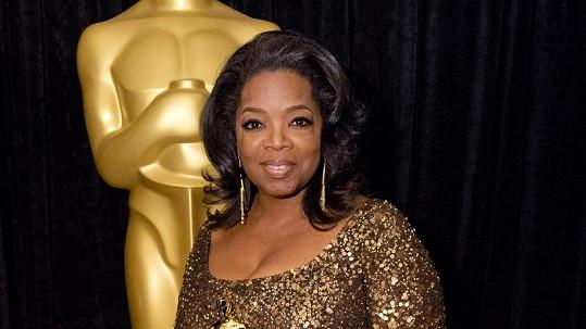 Oprah Winfrey - jedna z nejvlivnějších žen světa.