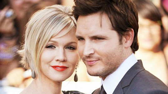 Jennie Garth a Peter Facinelli.