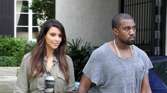 Kim a Kanye se vídají možná mnohem déle, než se myslelo.