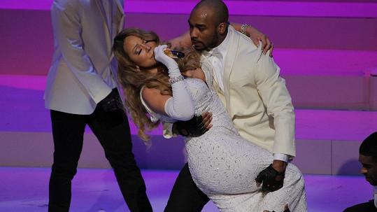 Mariah Carey čeká ještě několik vystoupení v New Yorku.