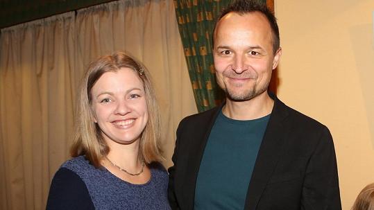 Petr Rajchert a Barbora Srncová už netvoří pár.