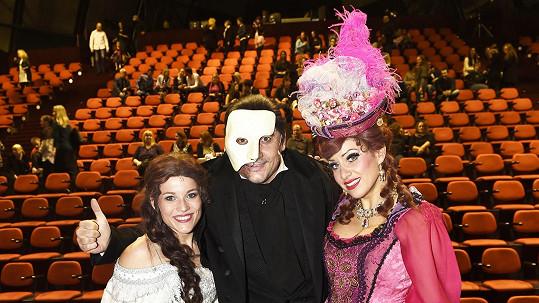 Fantom opery se loučil.