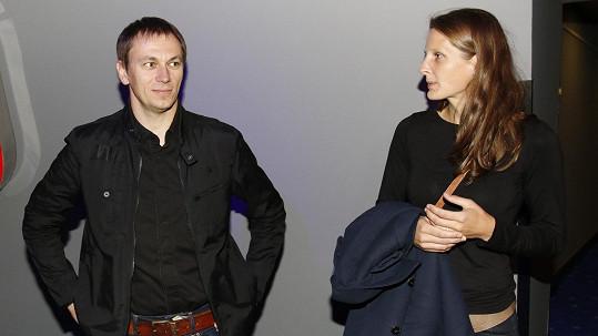 Jiří Vejdělek s partnerkou Kateřinou brzy přivítají společného potomka.