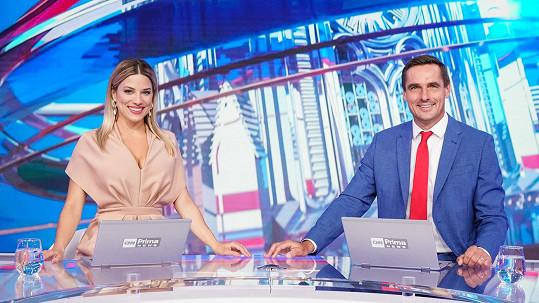 Eva Perkausová je nemocná. Televize za ni musela rychle najít náhradu.